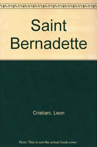 9780818904219: Saint Bernadette