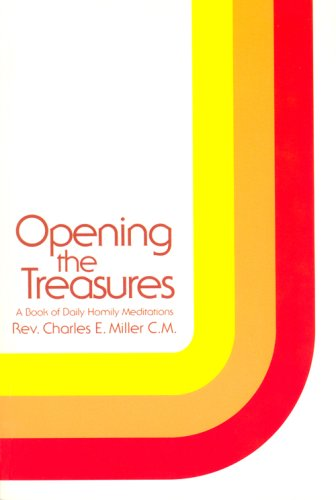 9780818904240: Opening the Treasures: A Book of Daily Homily-Meditations