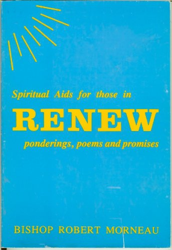 9780818904738: Spiritual AIDS for Those in Renew: Ponderings, Poems, and Promises