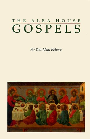 9780818906251: Alba House Gospels -Large Size: So You May Believe