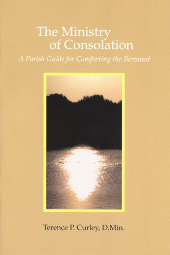 9780818906510: The Ministry of Consolation: The Parish Guide for Comforting the Bereaved