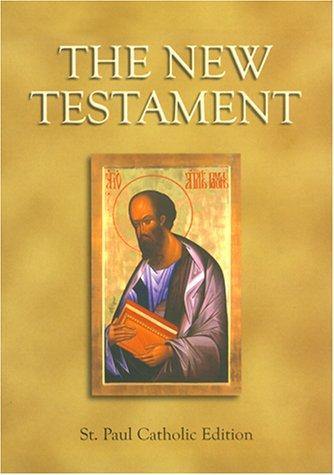 9780818906572: The New Testament: St. Paul Catholic Edition