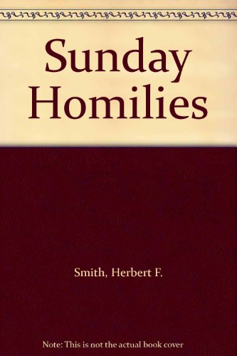 9780818906640: Sunday Homilies