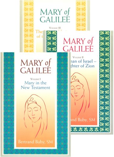 9780818906992: Mary of Galilee, 3 Volume Set