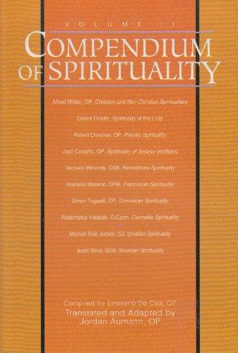 9780818907258: Compendium of Spirituality, Vol. 2