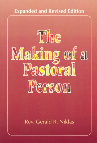 9780818907616: The Making of a Pastoral Person