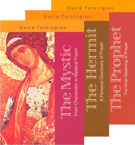 9780818908590: Torkington Trilogy on Prayer: The Hermit, The Prophet, and The Mystic