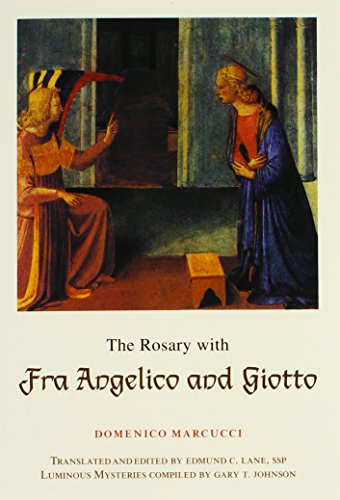 9780818909740: The Rosary with Fra Angelico and Giotto