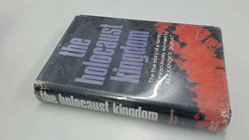 9780818940118: The Holocaust Kingdom