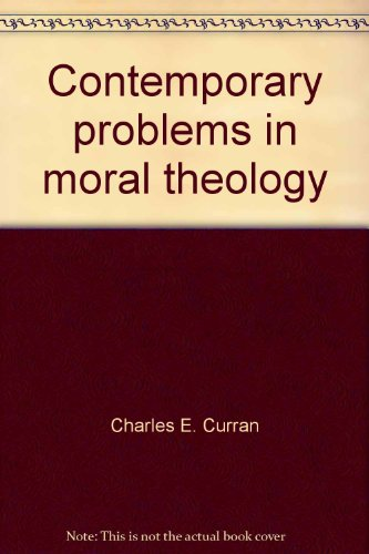 9780819005519: Contemporary problems in moral theology