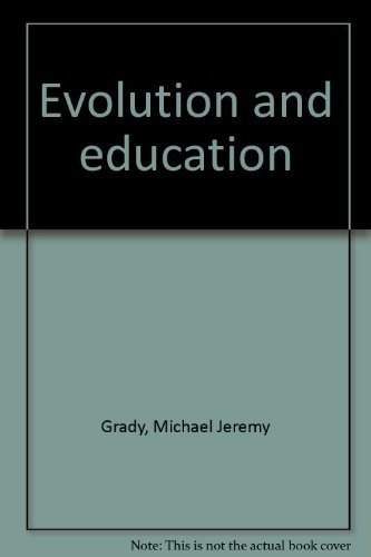 9780819101358: Evolution and education