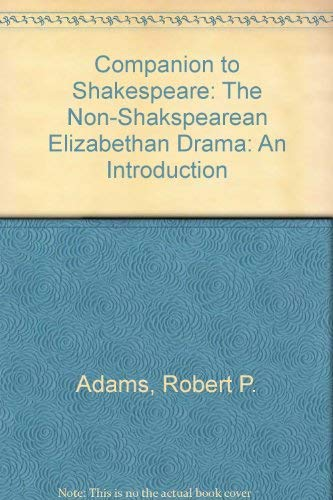 elizabethan drama in english literature
