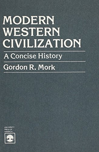 9780819114358: Modern Western Civilization