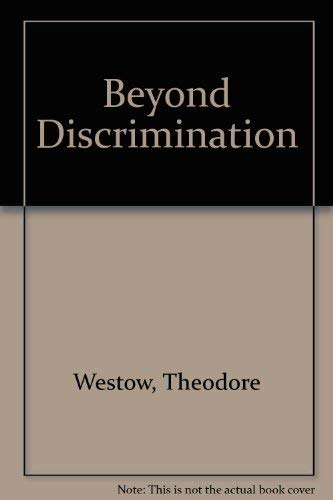 Beyond Discrimination: Westow, Theodore