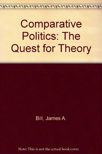 9780819120892: Comparative Politics: The Quest for Theory