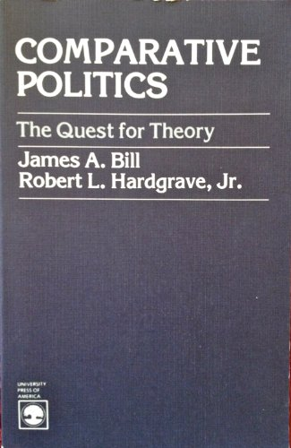 9780819120908: Comparative Politics: The Quest for Theory