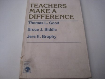 9780819121578: Teachers Make a Difference