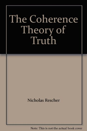 9780819122803: The Coherence Theory of Truth