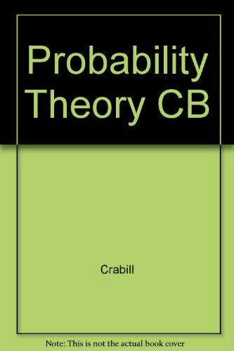 9780819133328: Probability Theory: An Introduction