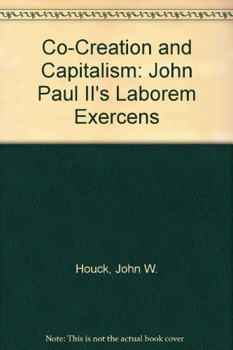 9780819133595: Co-Creation and Capitalism