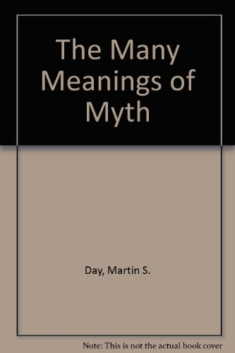 9780819138217: The Many Meanings of Myth