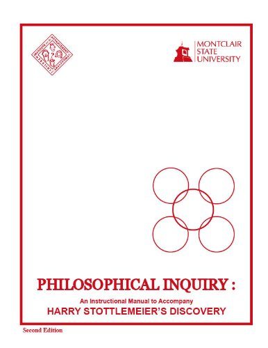 9780819138309: Philosophical Inquiry: An Instructional Manual to Accompany Harry Stottlemeier's Discovery