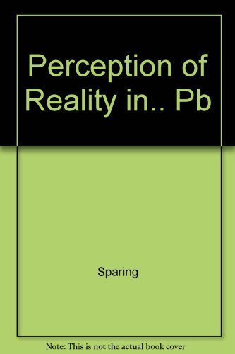 9780819139870: The Perception of Reality in the Volksmarchen of Schleswig-Holstein