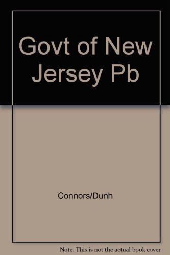 9780819141248: Govt of New Jersey Pb
