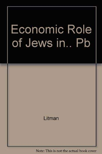 9780819142450: Economic Role of Jews in Medieval Poland