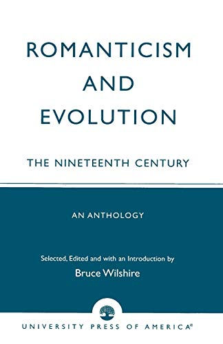 9780819143839: Romanticism and Evolution: The Nineteenth Century- An Anthology