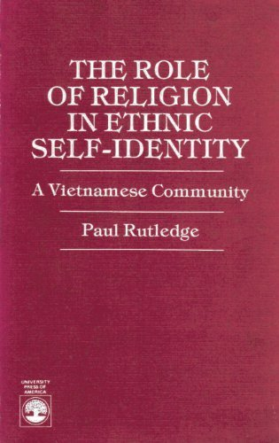 the role of ethnicity and religion Encyclopedia of religion  most scholars have argued that religion and ethnicity are often  , british settlers played a hegemonic role in.