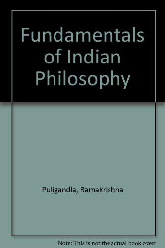 9780819148919: Fundamentals of Indian Philosophy