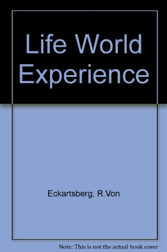 9780819152916: Life World Experience