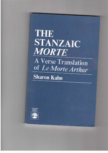 "9780819154279: The Stanzaic ""Morte"""