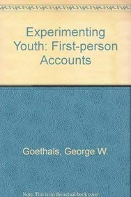 9780819156884: Experiencing Youth