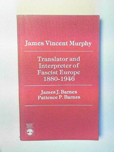 James Vincent Murphy: Barnes, Patience P.,