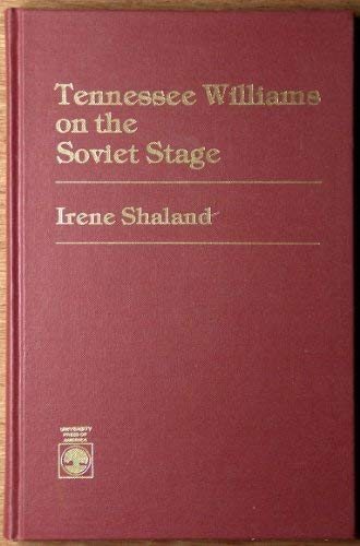 9780819161093: Tennessee Williams on the Soviet Stage