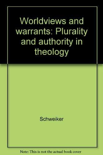 9780819166135: Worldviews & Warrants