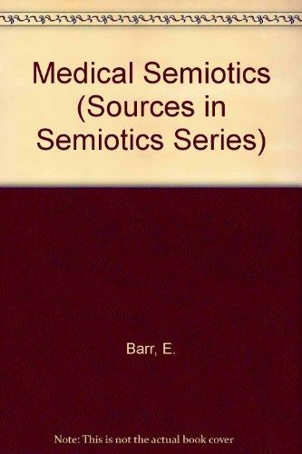 9780819167064: Medical Semiotics