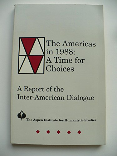 9780819170835: The Americas in 1988