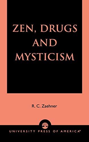 9780819172662: Zen, Drugs, and Mysticism