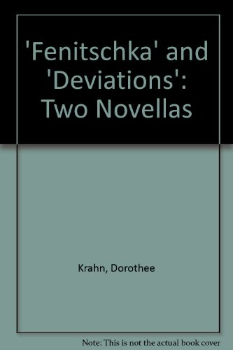 "Fenitschka and ""Deviations"": Lou Andreas-Salome"