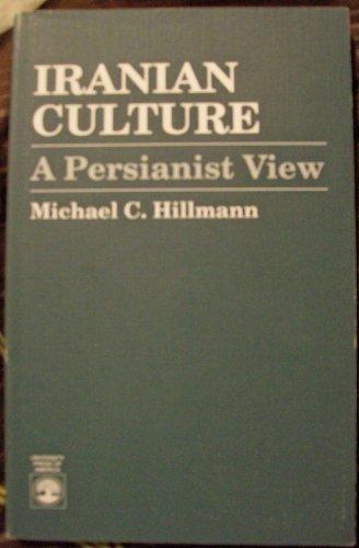 9780819176950: Iranian Culture