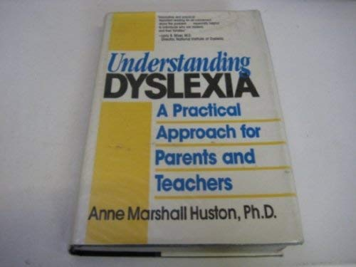 9780819178046: Understanding Dyslexia: A Practical Approach for Parents and Teachers