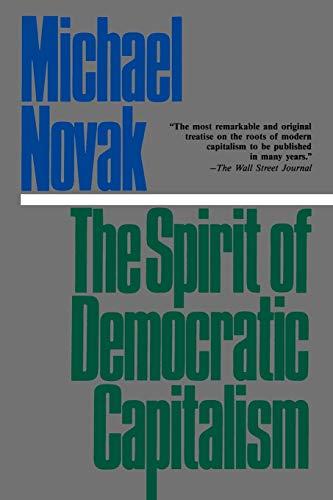 9780819178237: The Spirit of Democratic Capitalism