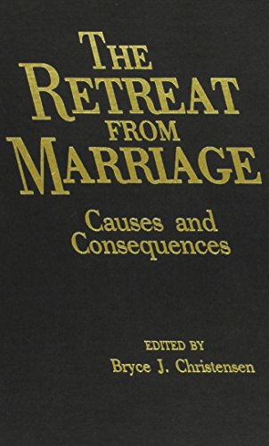 9780819178978: The Retreat from Marriage