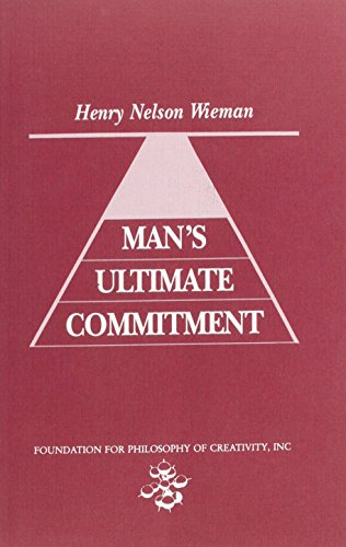 9780819179470: Man's Ultimate Commitment