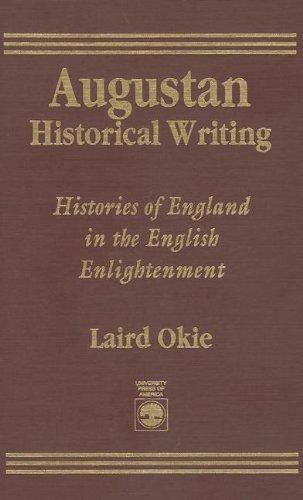 9780819180506: Augustan Historical Writing