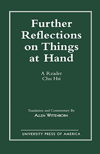 9780819183736: Further Reflections on Things at Hand: A Reader