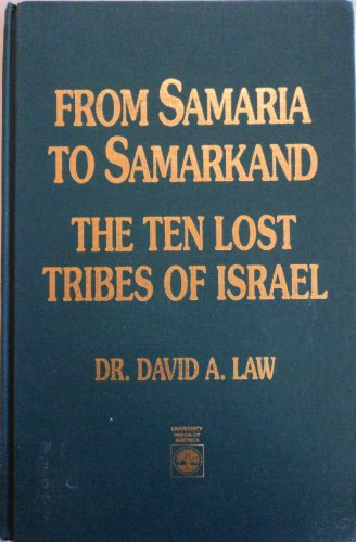 9780819184092: From Samaria to Samarkand
